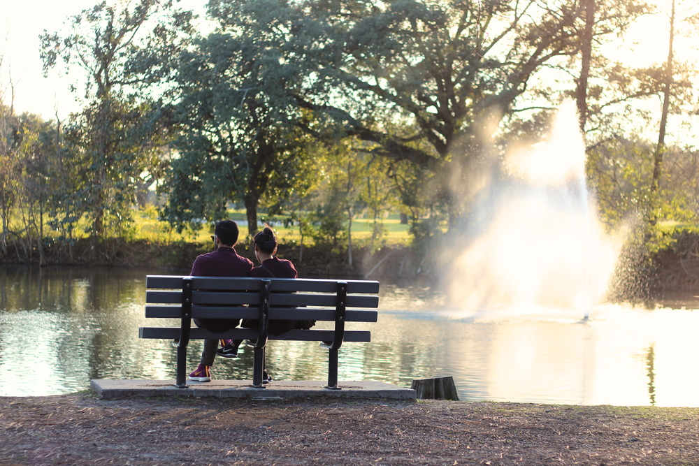 There are many beautiful parks to visit in New Orleans and Palmer Park is one of them. You can take a trolley to this part of the city and you will feel as though you are in a completely different place.