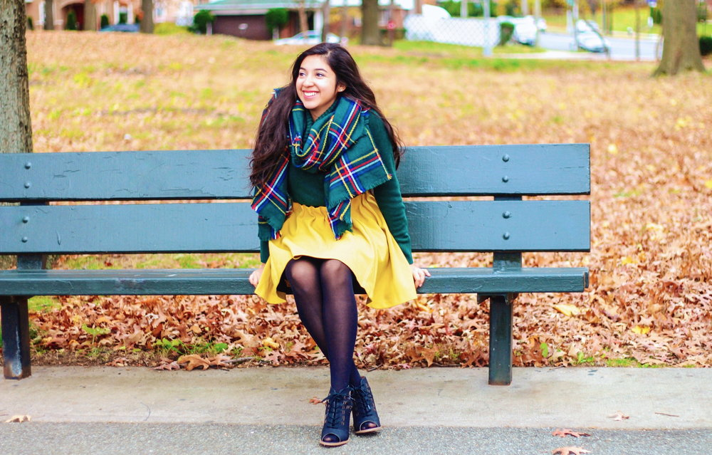 Fall Style, Fall Outfit, Fall outfit ideas, fall ootd, ootd, outfit of the day, blanket scarf, old navy, zara, elevate your style, style, fashion.