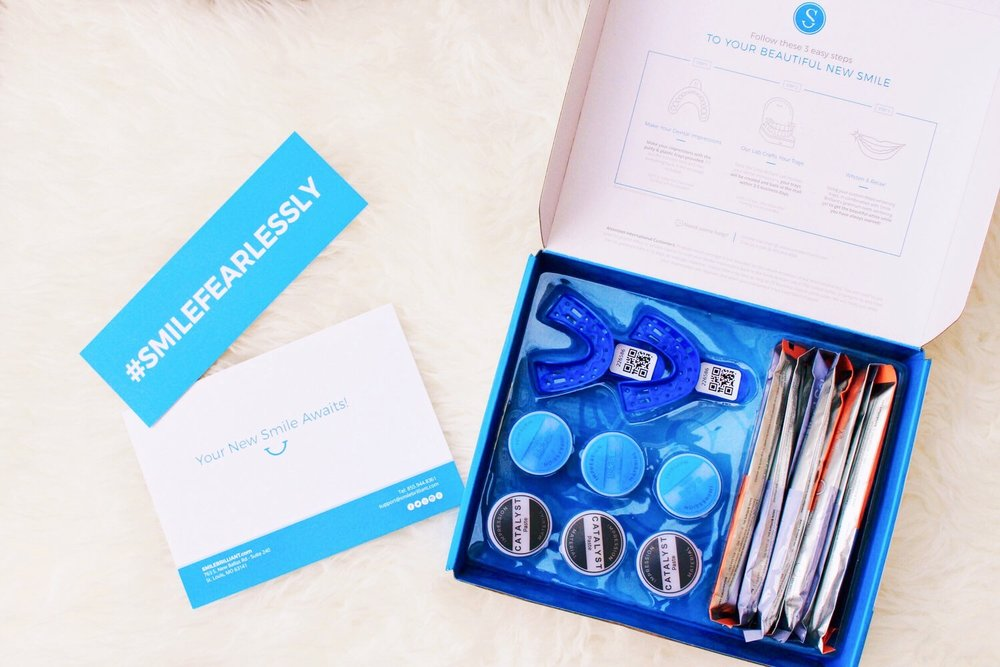 Smile Brilliant Teeth Whitening Kit Review & Giveaway | Worth it?